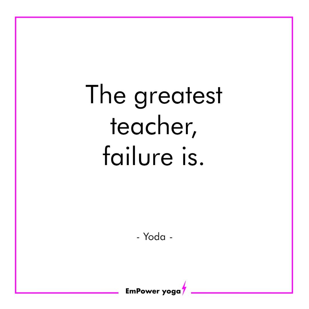 yoda failure