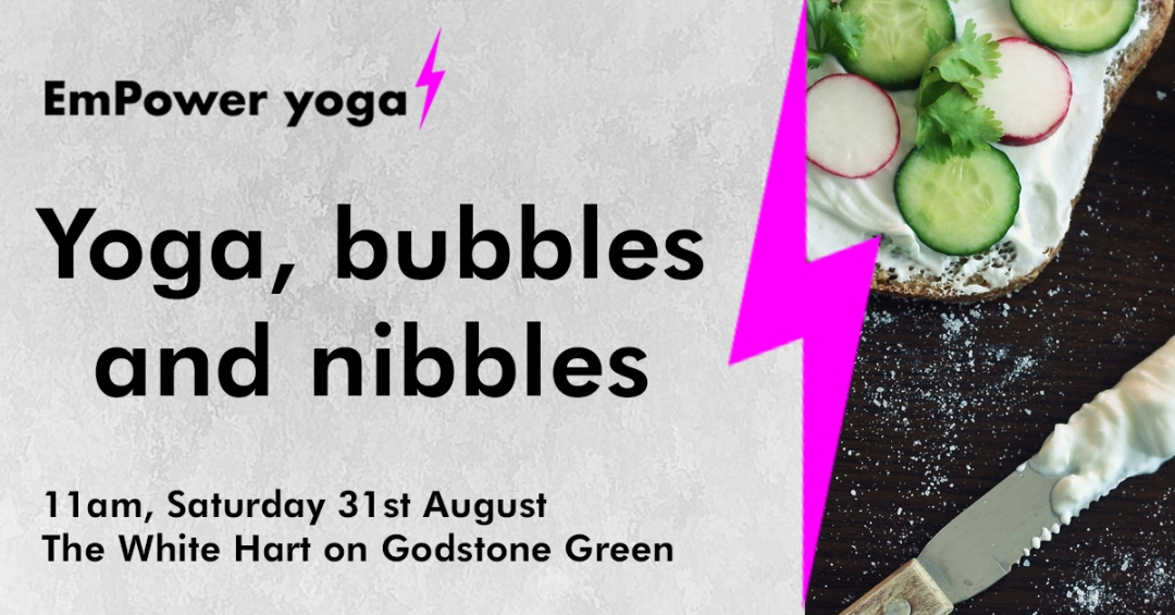 Bubbles and nibbles